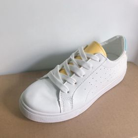 Giày thể thao, Giày sneaker nữ Da tổng hợp dày dặn giá sỉ