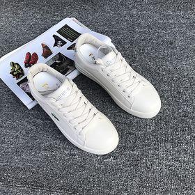 Giày sneaker nữ da tổng hợp dày dặn F100 giá sỉ