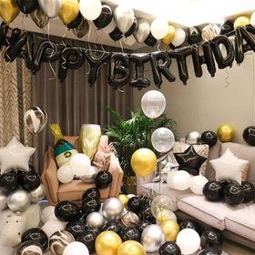 Combo trọn bộ set trang trí sinh nhật và nhiều phụ kiện trang trí giá sỉ