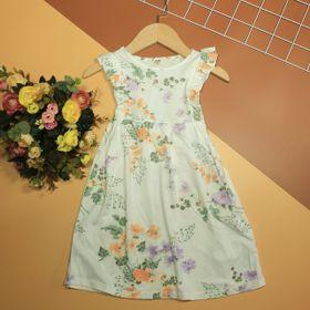 Váy bèo bé gái - Cotton 100% giá sỉ