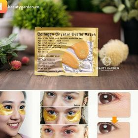 Mặt nạ mắt collagen crystal eye mask giá sỉ