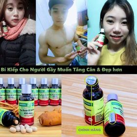Viên uống Tăng Cân Ginseng Extract Malaysia giá sỉ