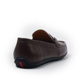 Giày Lười Quai Trơn Phối Khóa Chữ B Lịch Lãm BQ, GC 9967 giá sỉ