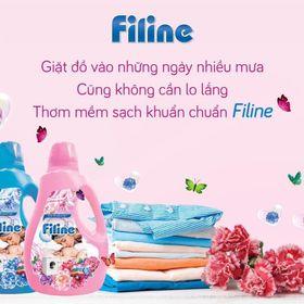 Nước Giặt Cao Cấp Filine ( Việt Nhật ) giá sỉ