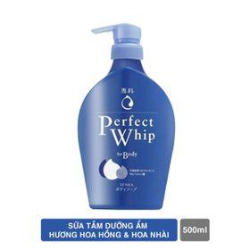Sữa Tắm Dưỡng Ẩm Perfect Whip Senka 500ml giá sỉ