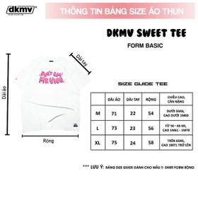 Áo Thun DKMV Tee Sweet giá sỉ