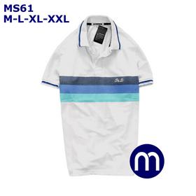 Áo thun nam cổ bẻ Dry MS61 giá sỉ