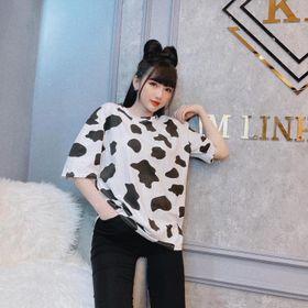 Áo bò sữa hottrend năm nay giá sỉ