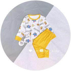 Bộ quần áo trẻ em - bộ thun lạnh hoạ tiết giá sỉ