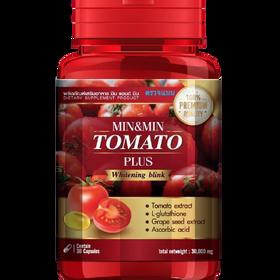 Viên Uống Trắng Da Min Min Tomato, Viên Uống Trắng Da Cà Chua giá sỉ