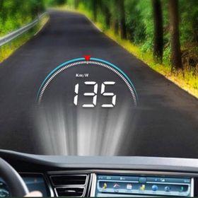 HUD M8 ( thiết bị hắt kính, hiển thị tốc độ trên kính lái ) giá sỉ