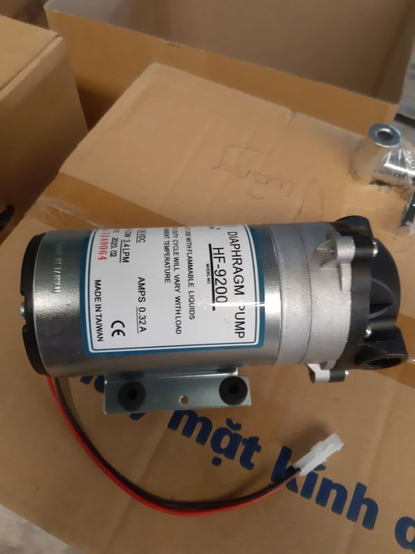 Bơmhút đẩy/phun sương/lọc nước HF-9200 36V giá sỉ, giá bán buôn - Thị  Trường Sỉ